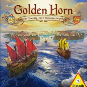 Golden Horn : From Venice to Constantinople